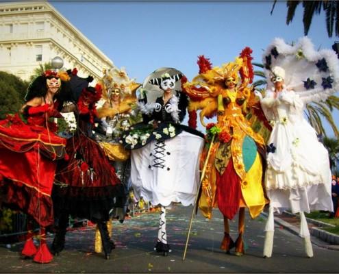 marquises carnaval