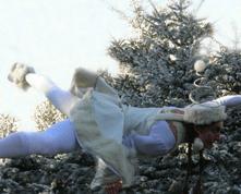 Acrobate de Noel Blanc