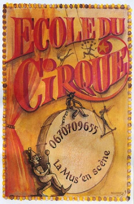 Initiation aux arts du cirque