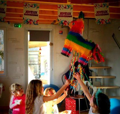Organisation d'anniversaires - Location salle