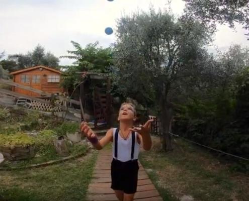 VIDEO INITIATION ARTS DU CIRQUE COLOMARS 2019