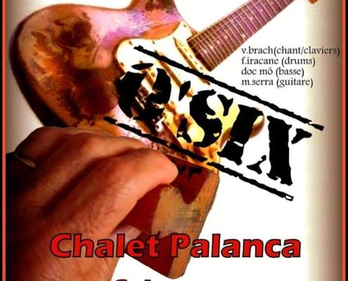 Le chalet Palanca