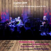 diner / concert chalet palanca